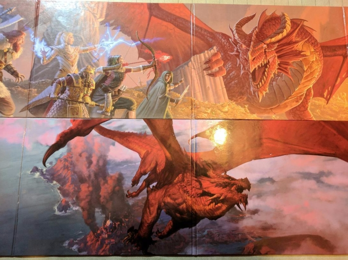 Ready Review & Compare: Dungeon Master's Screen Reincarnated