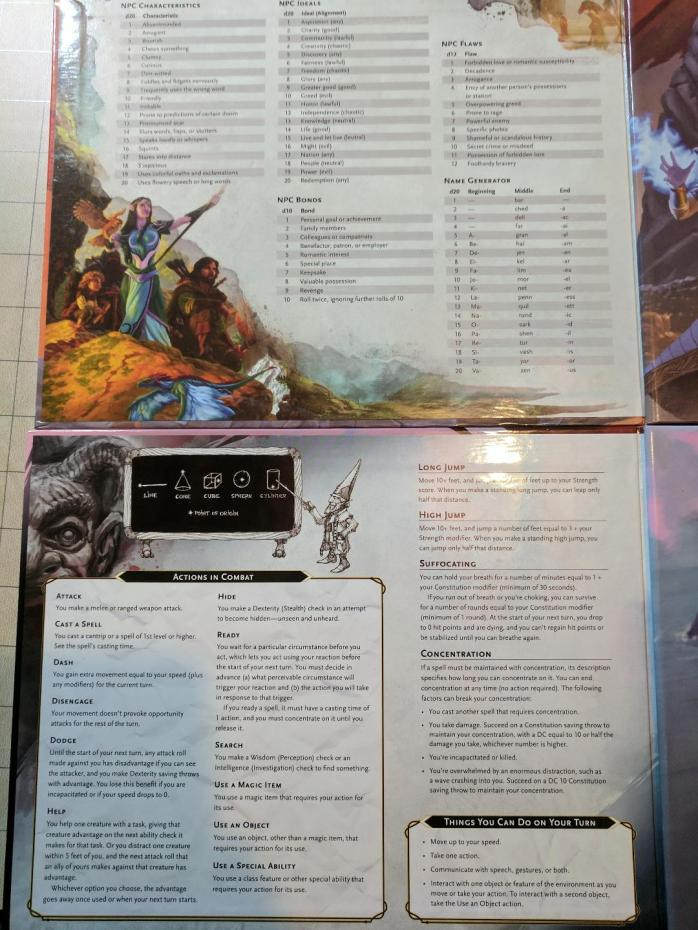 Ready Review & Compare: Dungeon Master's Screen Reincarnated – Ready