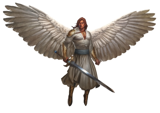 Angels-Solar