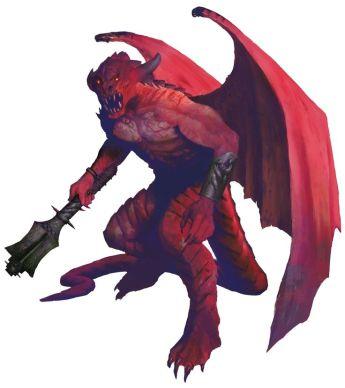 Devil - Pit Fiend