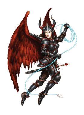 Devil - Erinyes